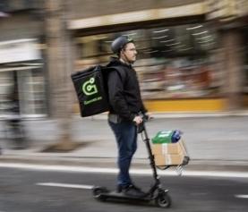Entrega de última milla y movilidad compartida, la simbiosis perfecta