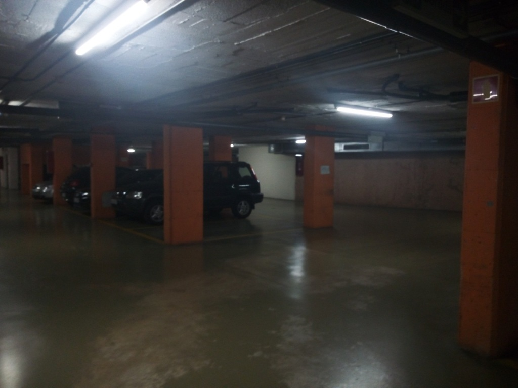 Plaza de parking en Barcelona en EL FORT PIENC  Castillejos