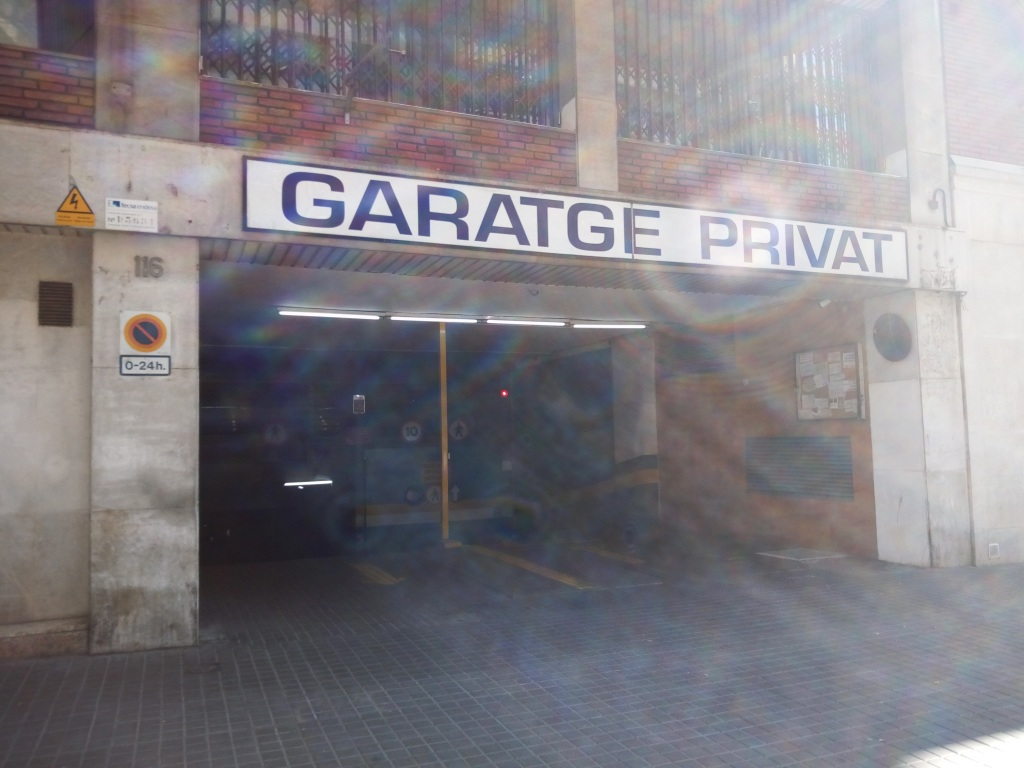 Plaza de parking en Barcelona en SANT ANTONI  Rocafort