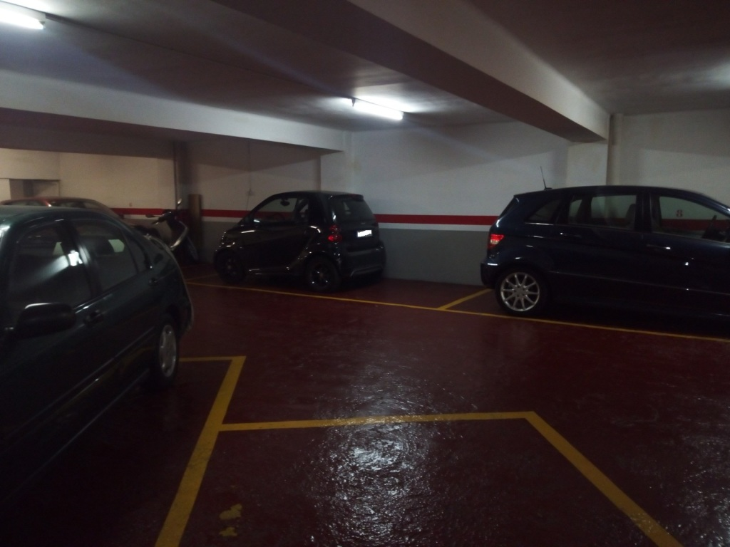Plaza de parking en Barcelona en SANT ANTONI  Entença
