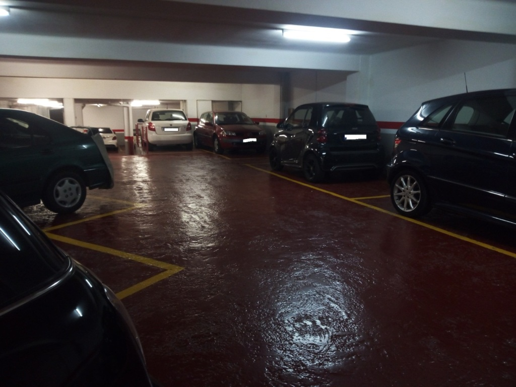 Plaza de parking en Barcelona en SANT ANTONI  Entença,  D'
