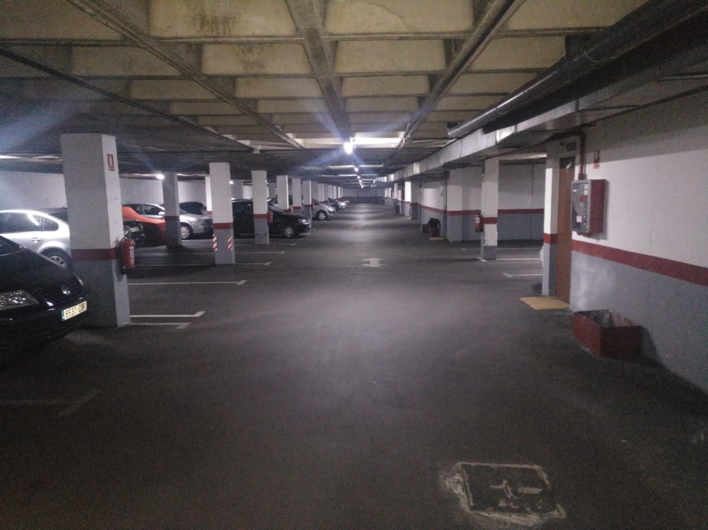 Plaza de parking en Leganés en   Mejico